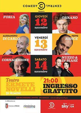 raffaella tabanelli make up artist - tv sky comedi central 1