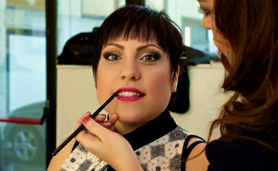 Corso Self Make Up 21/9/17