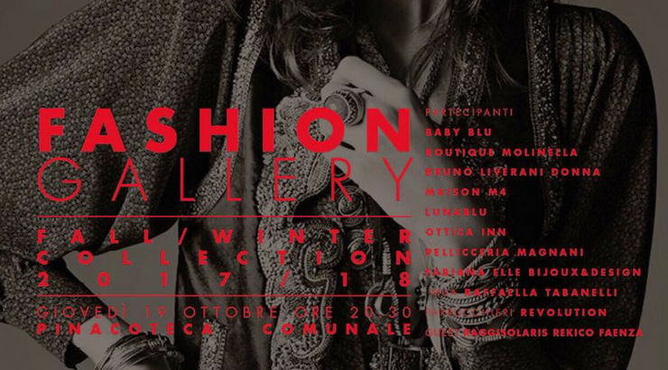copertina fashion gallery