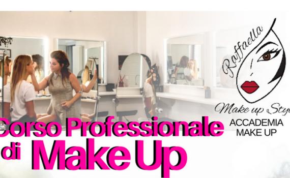 Corso Professionale di Make Up 2017