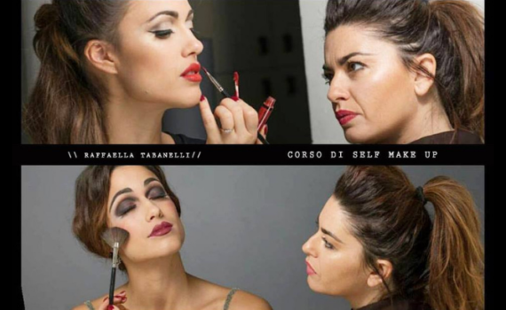 Corso Self Make Up Faenza Ottobre/Novembre 2018