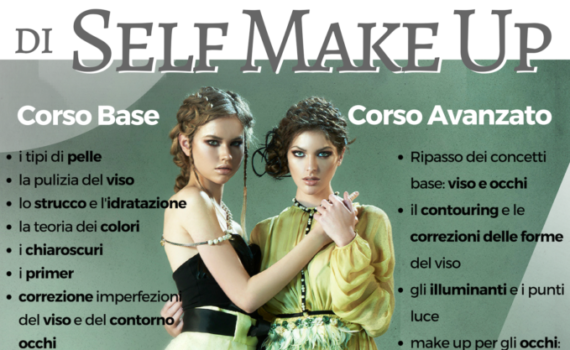 Corso Self MakeUp BASE + AVANZATO